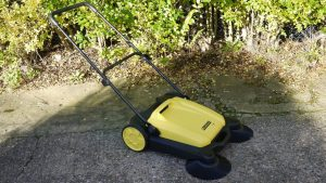 Example of push sweeper