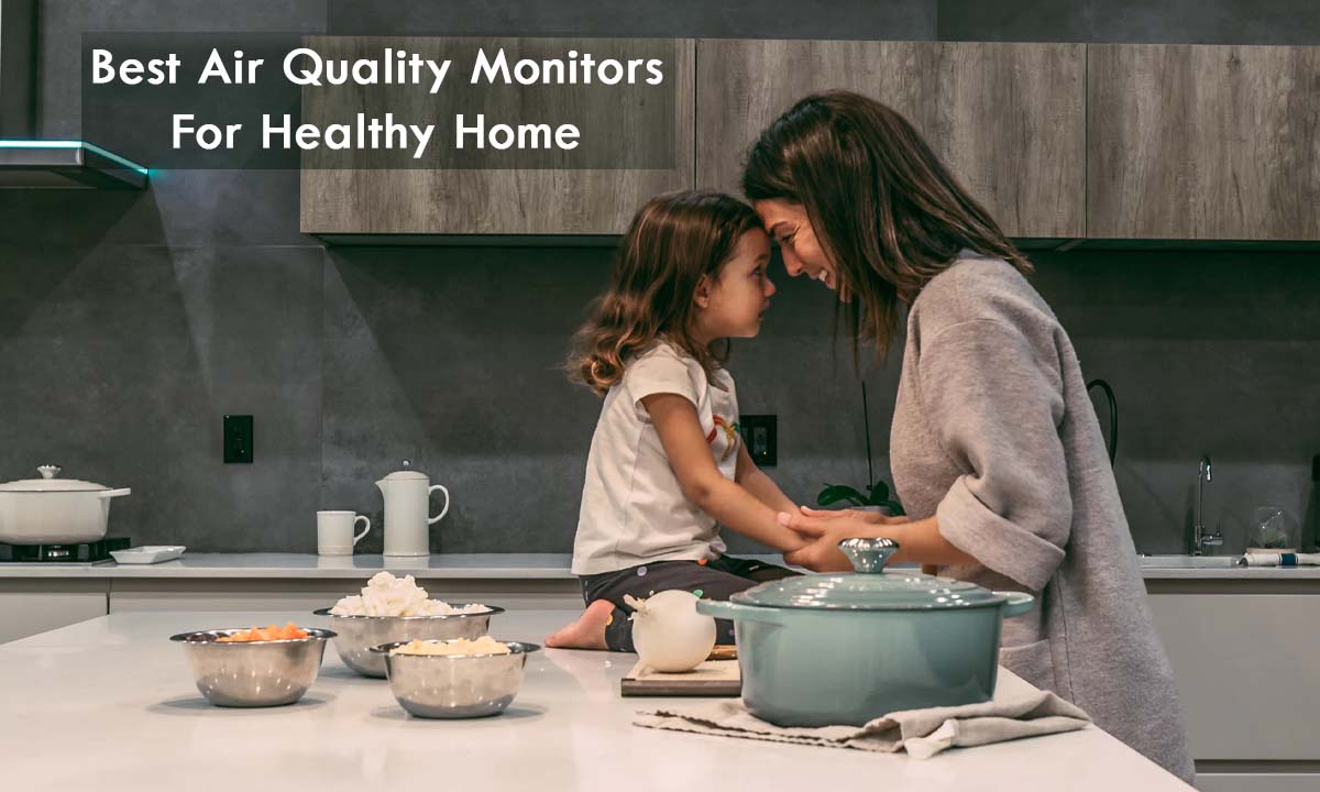 Best Air Quality Monitors In 2019 - Why Breath in Dirty Air?